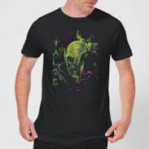 Captain Marvel Talos Men's T-Shirt - Black - 3XL - Black