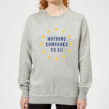 Nothing Compares To EU Women's Sweatshirt - Grey - XL - Grey