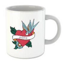 Pops Heart Mug