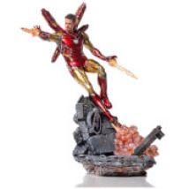 Iron Studios Avengers Endgame BDS Art Scale Statue 1/10 Iron Man Mark LXXXV Deluxe Version 29 cm