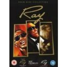 Ray Charles - Gospel/An Evening With/Ray The Movie