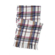 CashTouch Winter Scarf, Women, Ivory, Acrylic, by Lands'End