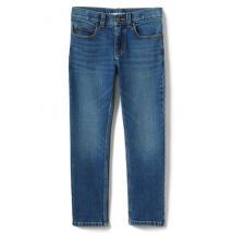 Slim Fit Iron Knees Stretch-Jeans