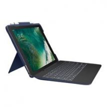 Logitech Slim Combo Keyboard and Folio Case for iPad Air (3rd Gen)/ iPad Pro 10.5 - UK English