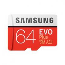Samsung 64GB EVO Plus CL10 Micro-SD XC +AD