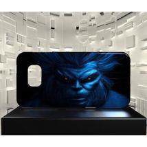 Coque Galaxy S7 Edge Le Fauve Beast Dr Mccoy X Men Comics 01