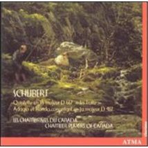 "Schubert: Quintette en la majeur ""La Truite""; Adagio et Rondo concertant - CD album"