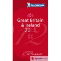 GREAT BRITAIN - IRELAND 2012 GUIDE ROUGE MICHELIN - broché