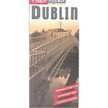 Insight Fleximap Dublin, Insight Guides - broché