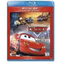 B-CARS-BD 3D+BD-VF - Blu-ray