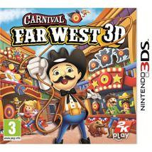 Carnival Far West 3D - Jeu