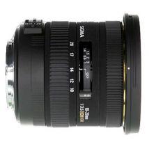Objectif reflex Sigma DC EX 10 - 20 mm f/3.5 HSM, Monture Pentax