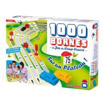 Dujardin 1000 Bornes Plateau - Jeu de cartes