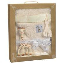 Vulli - Sophie la Girafe - Couverture Prestige - Couverture - Edredon - Couette pour bébé
