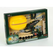 Klein Set outils Bosch avec 36 accessoires - Atelier de bricolage