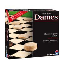 Dujardin Série Noire Dame Plateau - Jeu classique