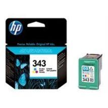 Cartouche d'encre HP 343 Trois Couleurs CMY Exclusivité Web
