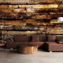 Papier peint - Reflection of Nature - Décoration, image, art | Fonds et Dessins | Bois | - Décoration des murs