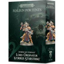 Warhammer Aos - Stormcast Eternals Lord-Ordinator Vorrus Starstrike - Petite figurine