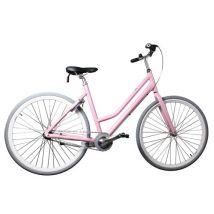 Cortina Azero 28 pouces Femme 3SP Frein à rétropédalage Rose - Vélos