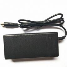 Chargeur de Batterie pour Trottinette, Compatible avec Xiaomi M365 Ninebot ES1 ES2 ES4, Version Européenne, Noir - Chargeurs, batteries et socles
