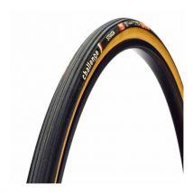 Pneu route 700 x 25 challenge strada noir flanc beige 300tpi 285g ts (25-622) - Pièces détachées de vélo