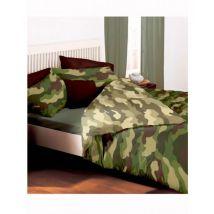 Housse de couette Double pour le Camouflage armée - Couvertures - Edredons - Couettes