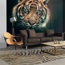 Papier peint - Tigre du Bengale - Artgeist - 200x154 - Décoration des murs