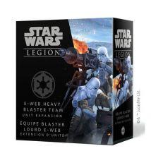Star Wars Légion - 15 - Equipe Blaster Lourd E-Web/E-Web Heavy Blaster Team - Jeu de stratégie