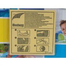 Kit réparation gonflable piscine Bestway Patchs de rEparation Blanc taille : UNI réf : 82520 - Accessoires piscines, spa et jacuzzis