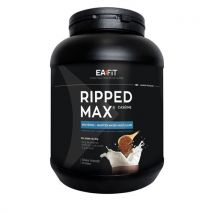 Ripped Max Caseine Chocolat EA Fit - Nutrition sportive
