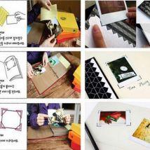 Autocollant DIY Autocollant Album Décor Sticker Coin Photo - Décoration des murs
