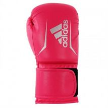 adidas Gants de boxe Speed 50 rose/argent - Boxe