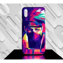 Coque Design Iphone XR MANGA NARUTO - Réf 68 - Etui pour téléphone mobile