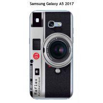 Coque Samsung Galaxy A5 - 2017 design Appareil Photo-3 - Etui pour téléphone mobile