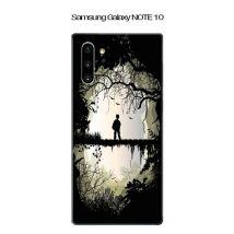 Coque Samsung Galaxy Note 10 Design Meditation