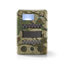 Nedis WCAM05GN Caméra Camouflage Nature | 8 mégapixels | Angle de Vue de 100° | Détection de Mouvement 15 m - Aspirateur et Nettoyeur