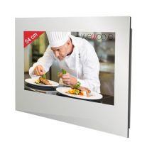 TV intégrable cuisine 60 cm avec ferrures de relevage - TV LCD 22'' à 29''