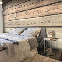 Papier peint - Old Pine .Taille : 150x105 - Décoration des murs
