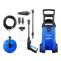 Nilfisk 128471010 C 120.7-6 Pcad Nettoyeur Haute Pression, 240v, 120 Bars, 1400 W, 240 V, Bleu - Outillage de jardin motorisé