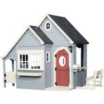 Backyard Discovery - Cabane en bois pour enfants Spring Cottage - Autre jeu de plein air