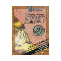 Fournier Cartes - Heros Dei : Les Grecs Collection Complète - Jeu de cartes