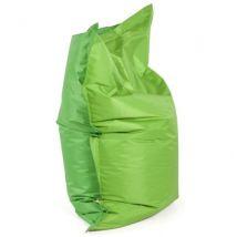 Pouf 'LAZY MINI' vert/vert 130x100cm - Pouf
