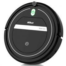 Aiibot Robot Aspirateur T289 - Aspiration puissante Noir - Aspirateur et Nettoyeur