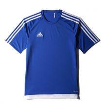 Maillot de football Adidas Estro roy blc climalite Bleu taille : XL réf : 44158 - Maillots de sport