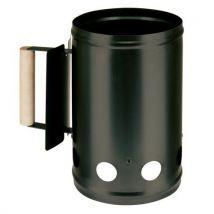 Landmann Allumeur au charbon de barbecue 17 x 27,5 cm Noir - Accessoires pour barbecue et fumoir
