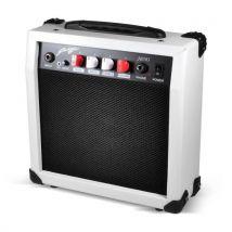 """Amplificateur ultra-portable pour guitare Blanc 20W/6.5""""/4 Ohms - JB703 Johnny Brook - Accessoire pour guitare"""