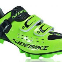 Chaussures de Cyclisme pour Hommes, Antiusure et étanche Vert 41 - Chaussures et chaussons de sport