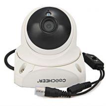 Coocheer Caméra de télévision Circuit fermé HD 1,3 Mpx - 3,6 mm - Webcam
