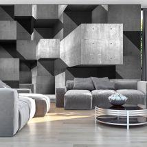 Papier peint   Grattes ciel   150x105   3D et Perspective - Décoration des murs